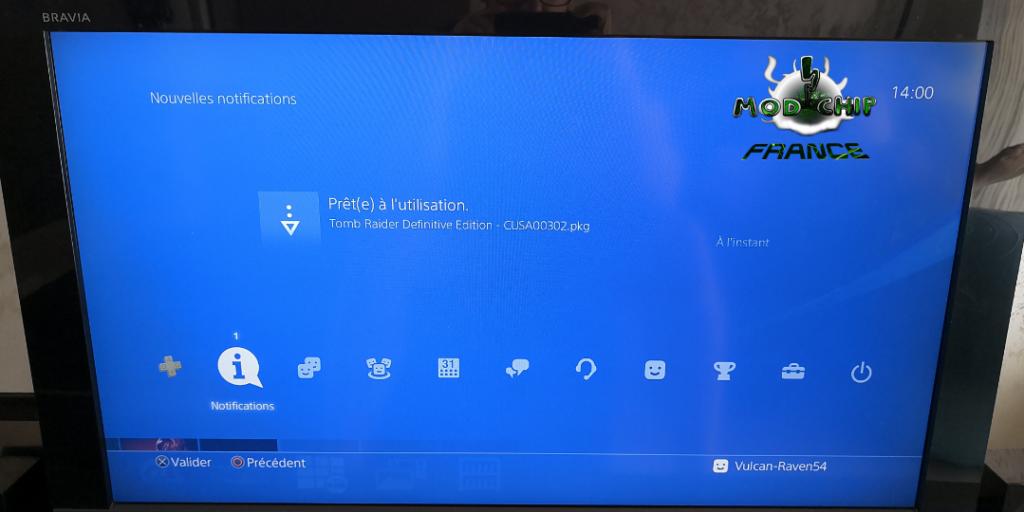 Final Install PS4 hack pkg