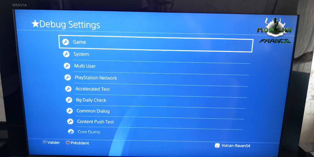 Install Game PS4