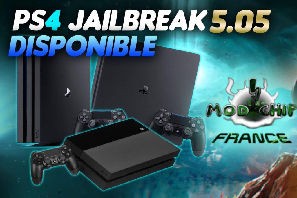 PS4 Jailbreak 5.05